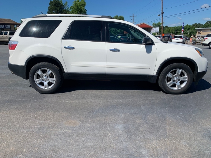 GMC ACADIA 2012 price call for pricing