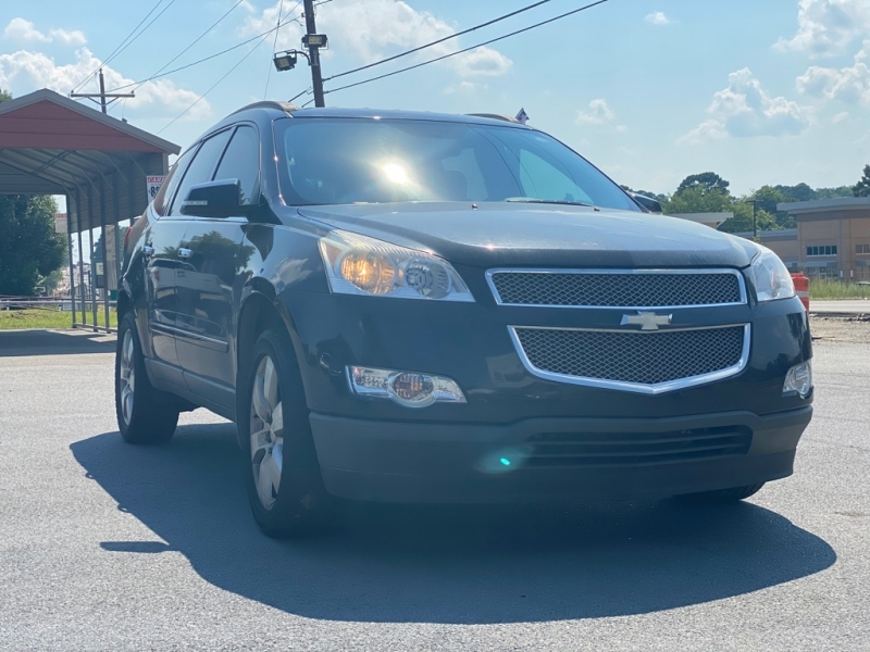 CHEVROLET TRAVERSE 2012 price call for pricing