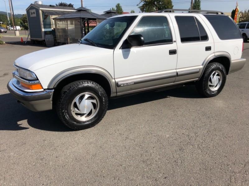Chevrolet Blazer 2000 price $1,950