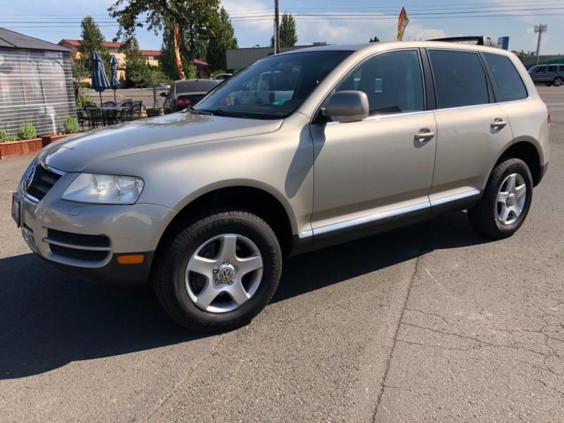 Volkswagen Touareg 2005 price $4,250