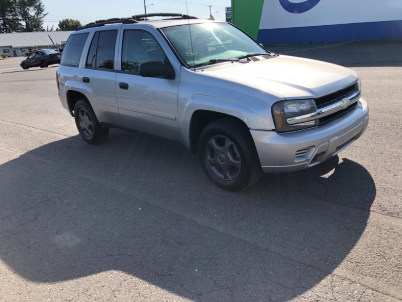 Chevrolet TrailBlazer 2007 price $2,750