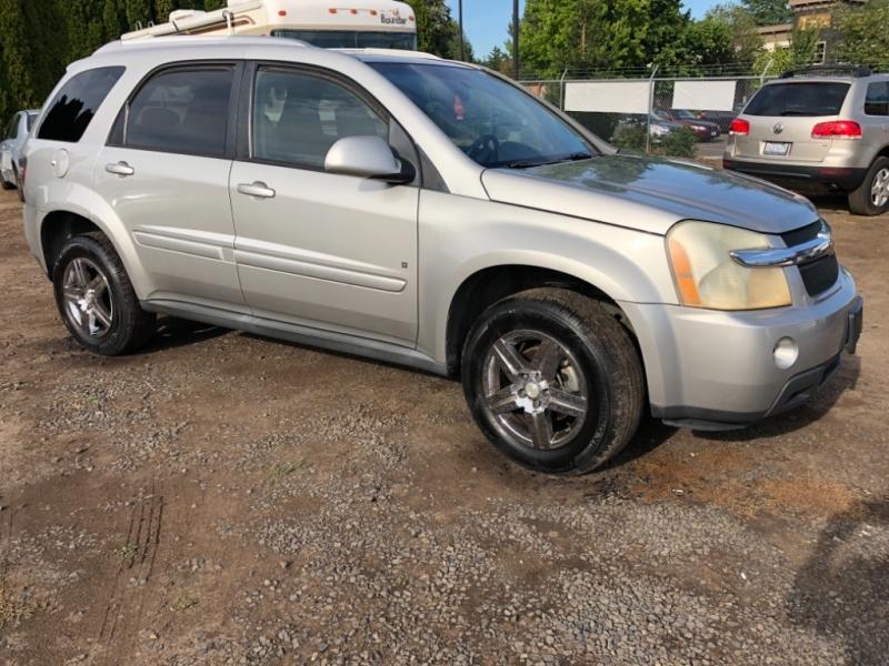 Chevrolet Equinox 2007 price $4,450