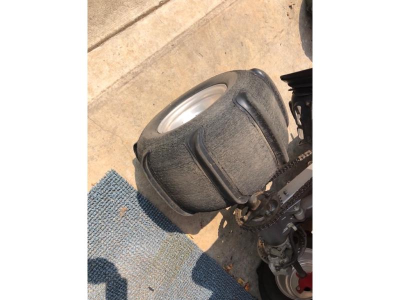 Honda 400ex 2000 price $2,200