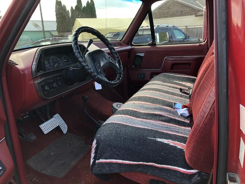 Ford 3/4 Ton Trucks 1988 price $3,750