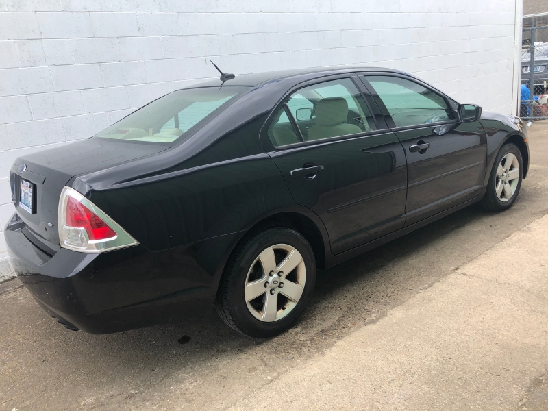 Ford Fusion 2007 price $3,450