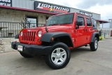 Jeep Wrangler Unlimited 2012