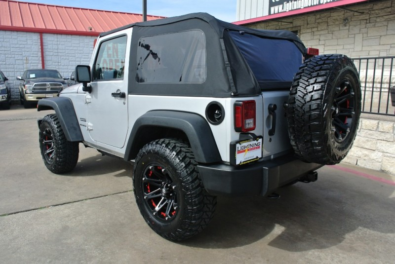 Jeep Wrangler 2012 price $19,850