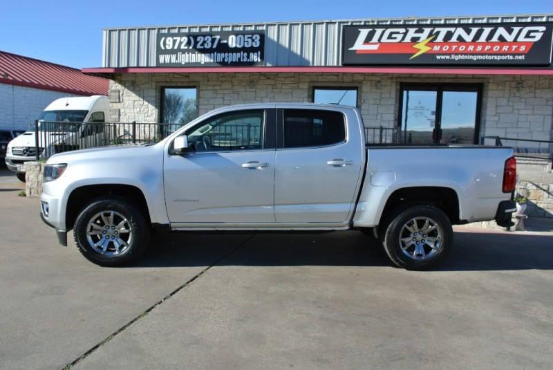 Chevrolet Colorado 2016 price $17,850