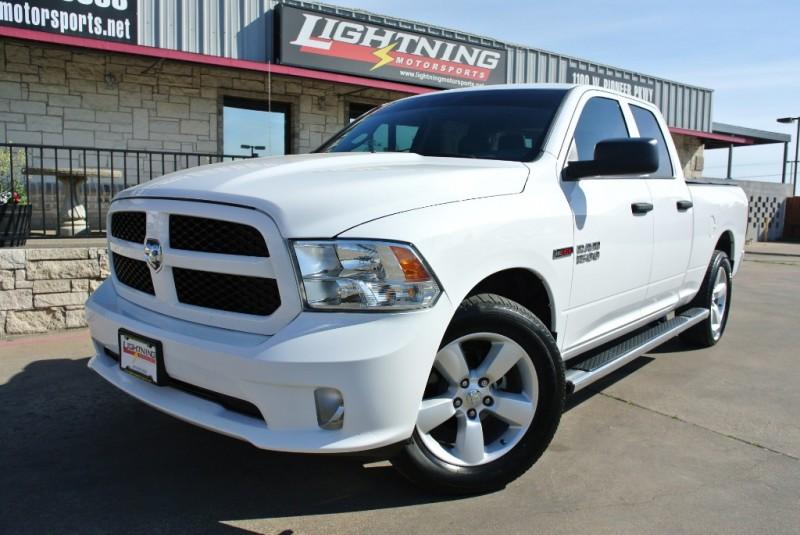 RAM 1500 2015 price $23,950