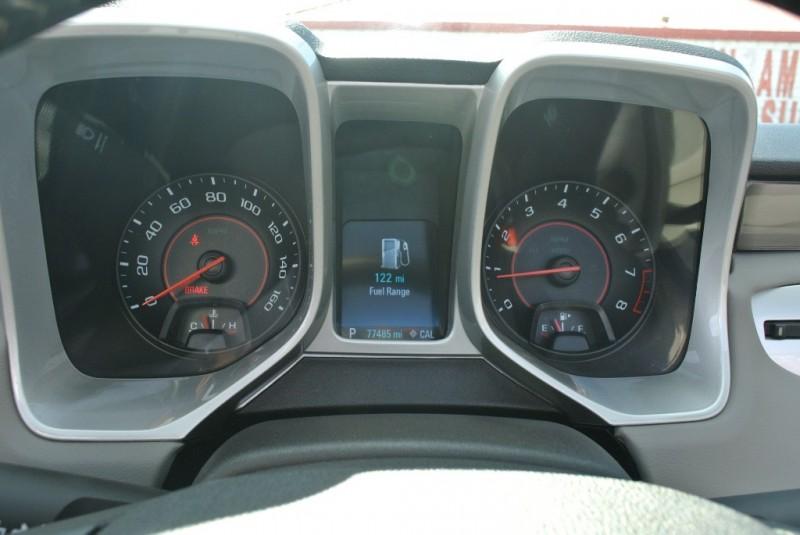 Chevrolet Camaro 2015 price $17,950
