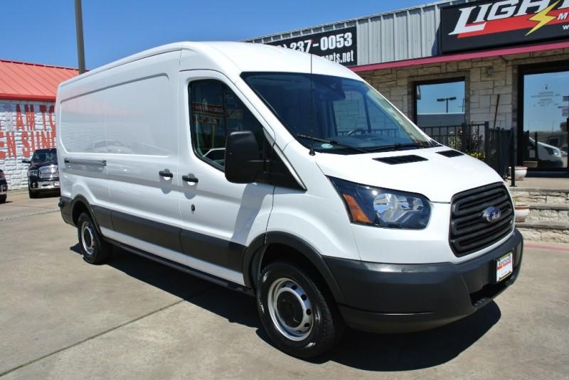 Ford Transit Cargo Van 2016 price $20,950