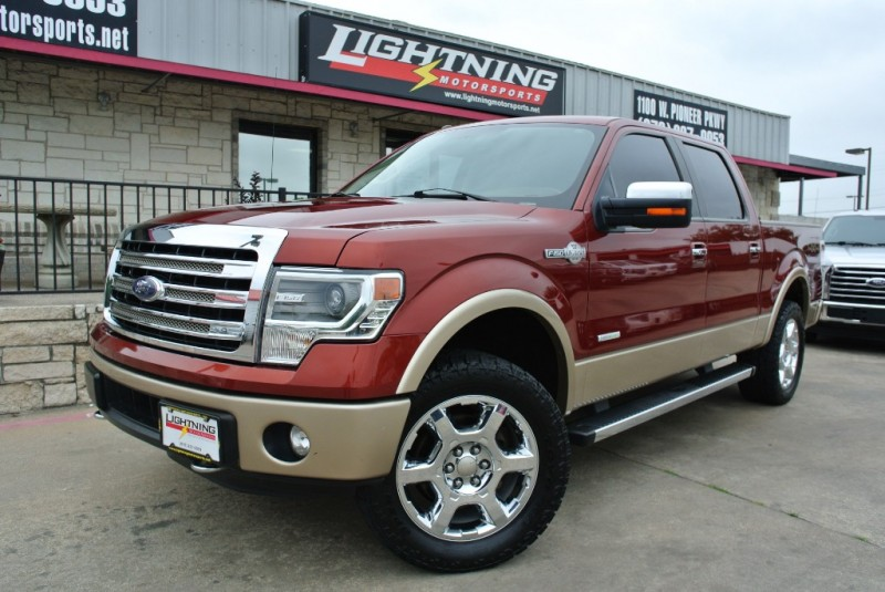 Ford F-150 2014 price $26,850