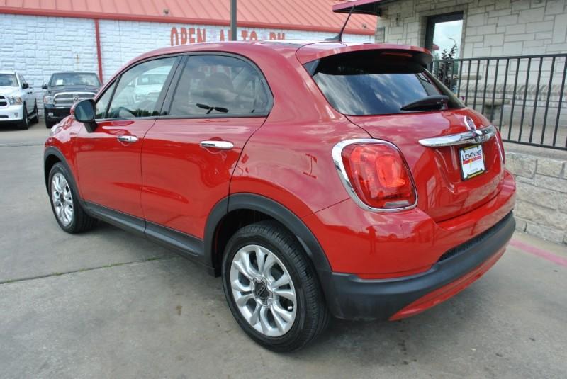 Fiat 500X 2016 price $8,950