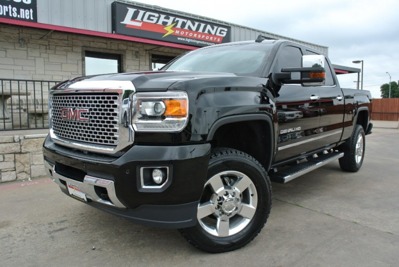 GMC Sierra 2500HD 2016 price $44,950