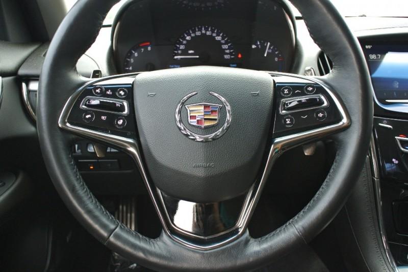 Cadillac ATS 2013 price $14,950
