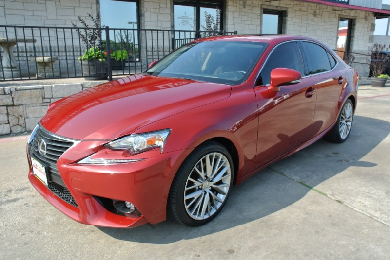Lexus IS 250 2015 price $16,950