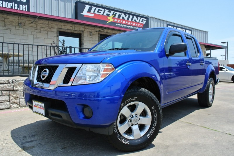 Nissan Frontier 2013 price $16,850