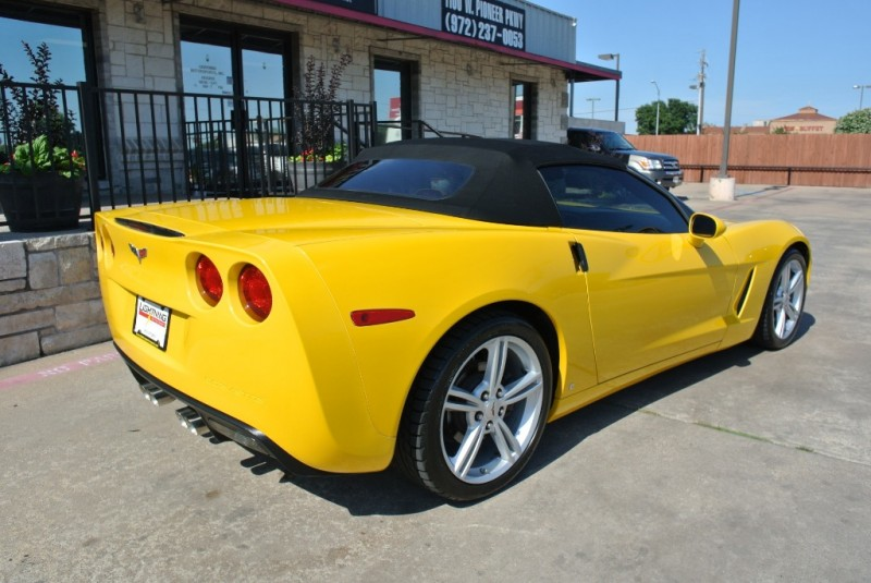 Chevrolet Corvette 2008 price $24,850