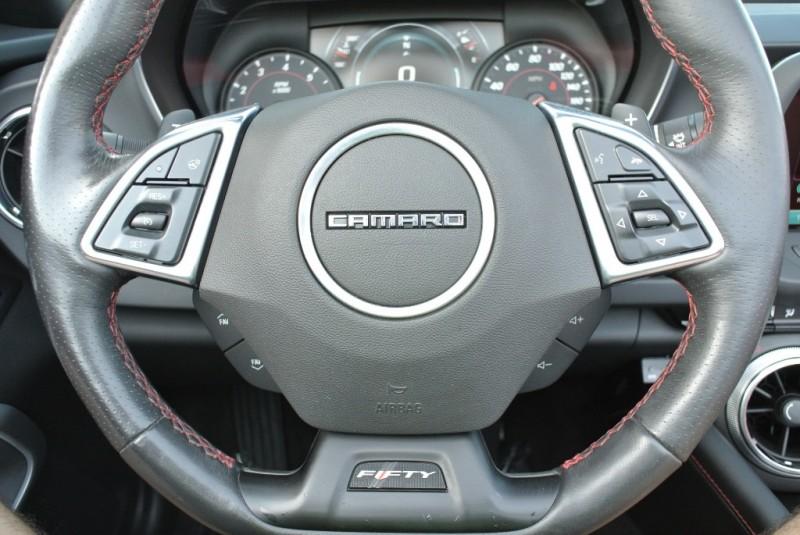 Chevrolet Camaro 2017 price $33,950