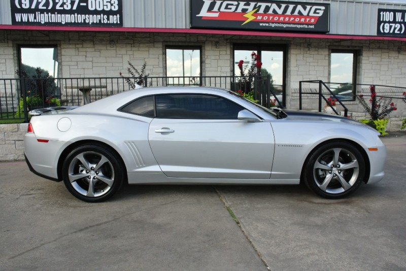 Chevrolet Camaro 2014 price $15,850