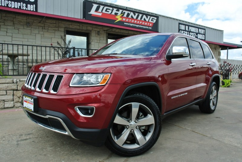 Jeep Grand Cherokee 2015 price $20,950