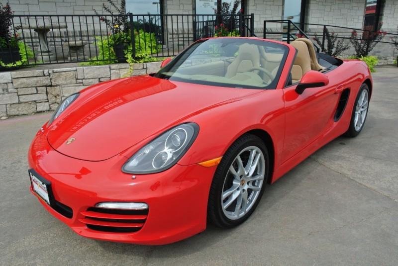Porsche Boxster 2014 price $32,950