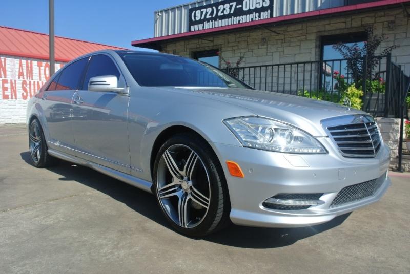 Mercedes-Benz S-Class 2013 price $22,950