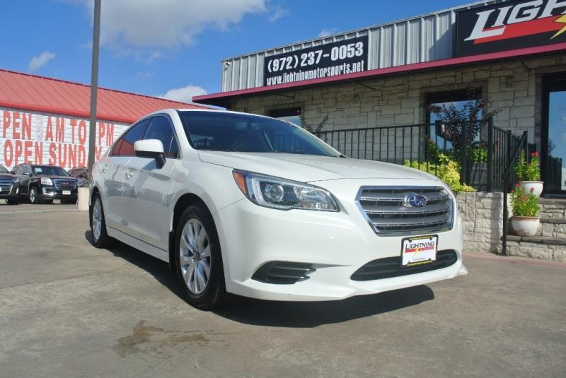 Subaru Legacy 2015 price $14,850