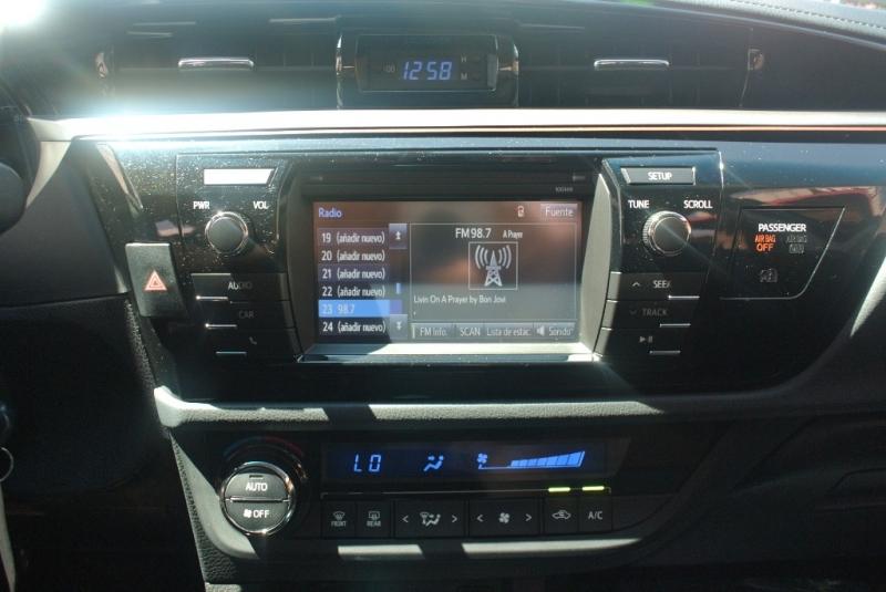 Toyota Corolla 2015 price $12,850