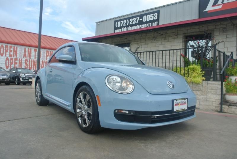 Volkswagen Beetle Coupe 2013 price $11,950