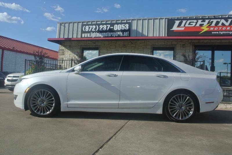 Lincoln MKZ 2013 price $16,950