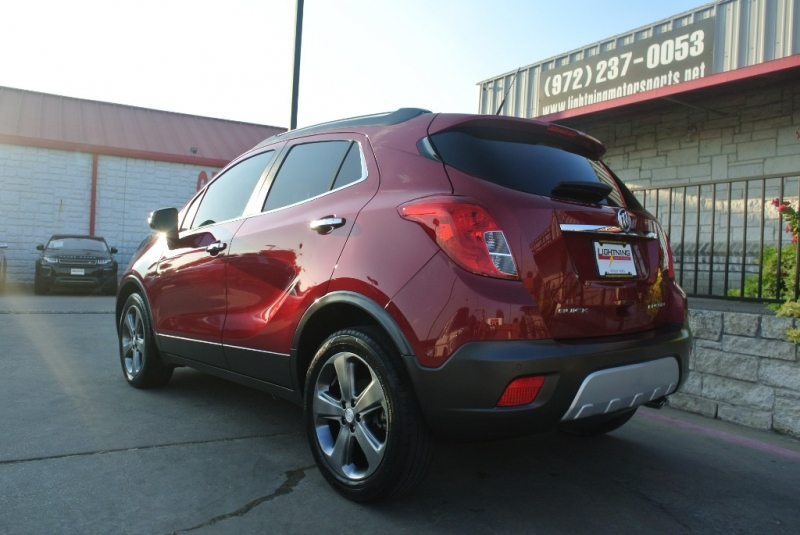 Buick Encore 2014 price $10,950