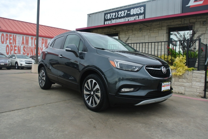 Buick Encore 2017 price $16,850