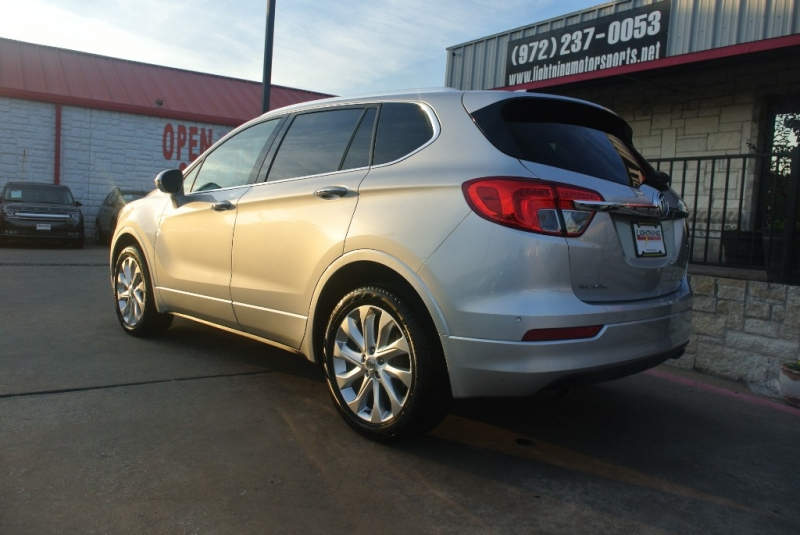Buick Envision 2016 price $16,950