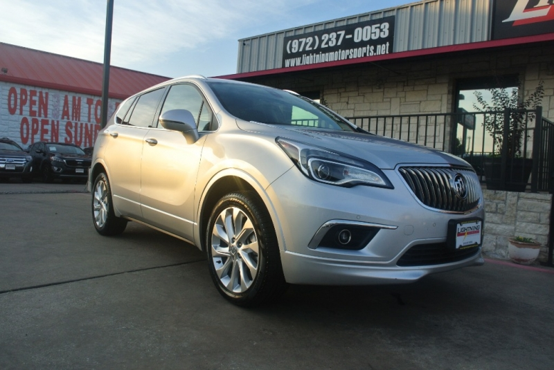 Buick Envision 2016 price $18,850