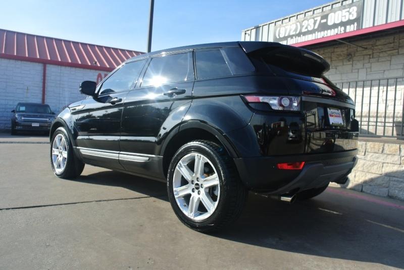 Land Rover Range Rover Evoque 2012 price $16,995