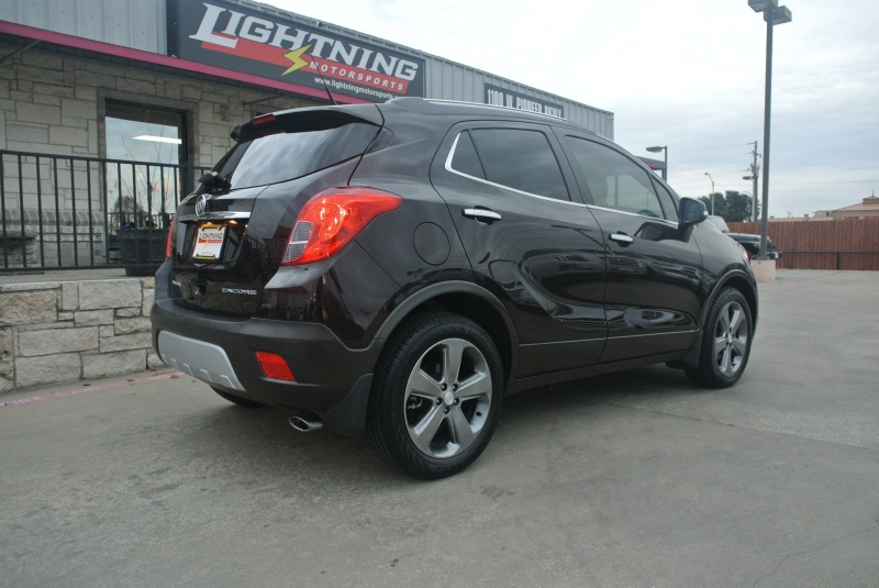 Buick Encore 2014 price $12,850