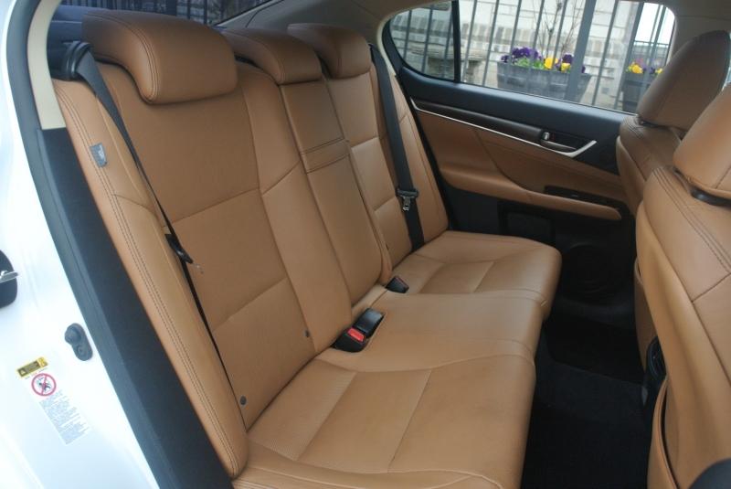 Lexus GS 350 2013 price $14,850