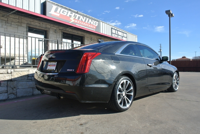 Cadillac ATS Coupe 2015 price $19,950