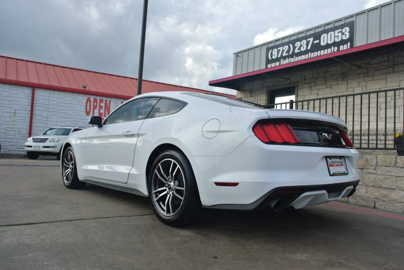 Ford Mustang 2017 price $16,950