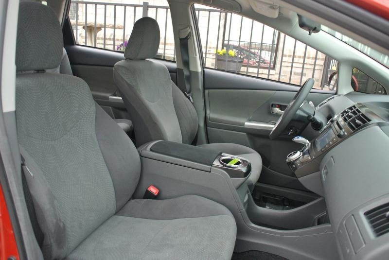 Toyota Prius v 2012 price $9,850
