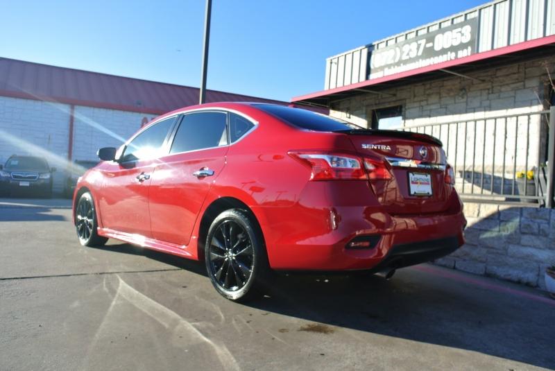 Nissan Sentra 2017 price $12,950
