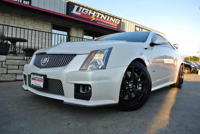 Cadillac CTS-V Coupe 2014 price $37,950