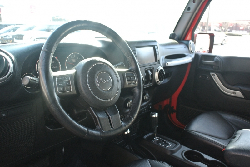 Jeep Wrangler Unlimited 2013 price $22,950