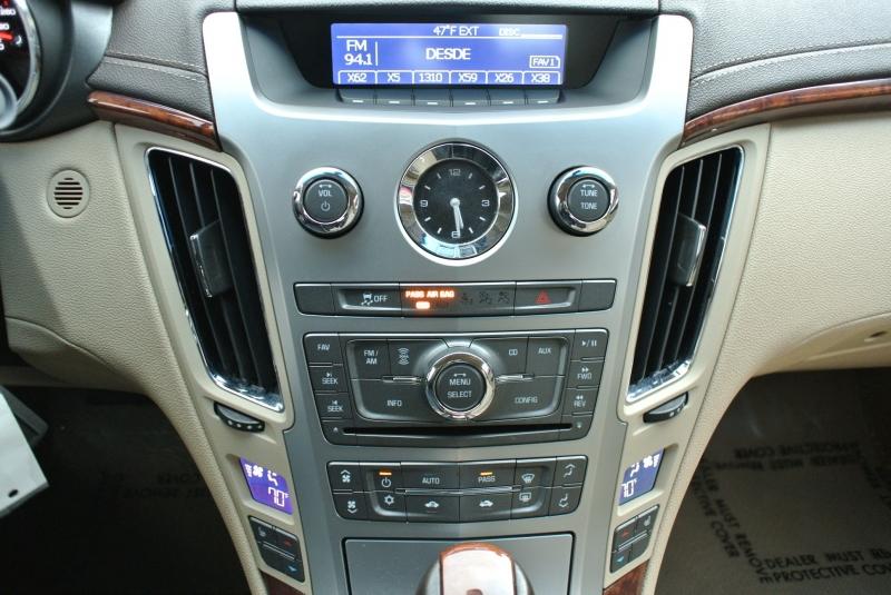 Cadillac CTS Sedan 2012 price $10,850