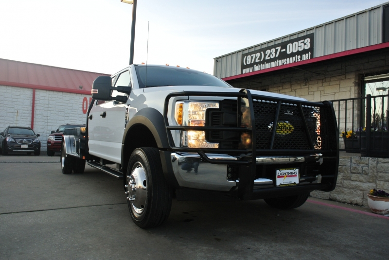 Ford Super Duty F-550 DRW 2017 price $24,995