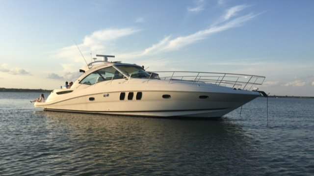 Sea Ray 48 Sundancer 2007 price $369,850