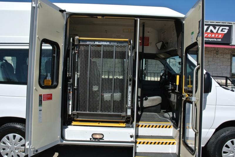 Ford Econoline Cargo Van 2012 price $10,950