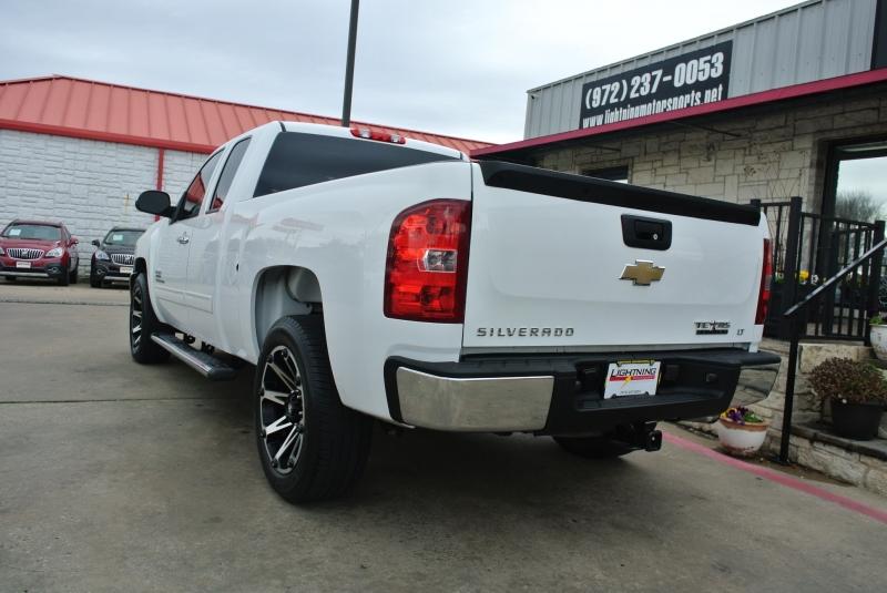 Chevrolet Silverado 1500 2012 price $10,850