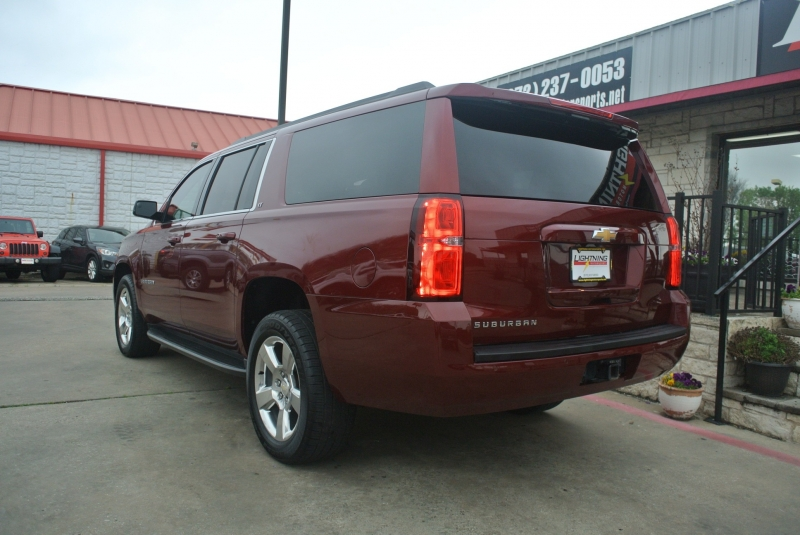 Chevrolet Suburban 2016 price $24,850